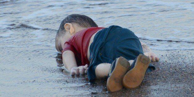 Le témoignage de la Turque qui a photographié l'enfant syrien