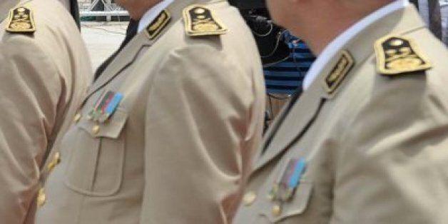 La détention du général-major Hassan est