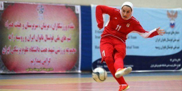 Un Iranien empêche son épouse de participer à la Coupe d'Asie de