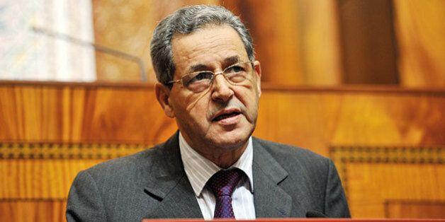 Mohand Laenser, président du Conseil de la région