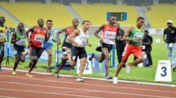 Athlétisme: Makhloufi en finale du 800 mètres des Jeux Africains