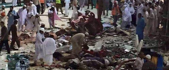 Drame à La Mecque, au moins 107 morts dans la chute d'une grue sur la Grande