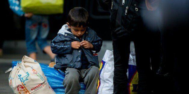 Les migrants arrivent par milliers en Autriche et en