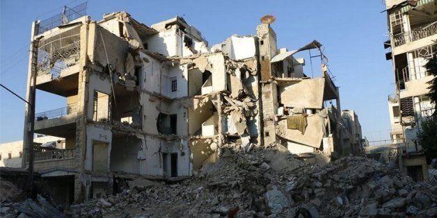 A Alep, le désir de la vie est supérieur à la peur de la