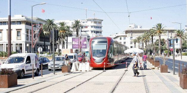 Démarrage des travaux de la ligne 2 du tramway à