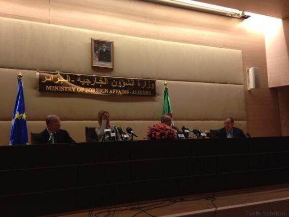 Algérie-Union Européenne: Federica Mogherini annonce la révision prochaine de l'Accord