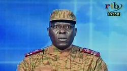 Coup d'État au Burkina