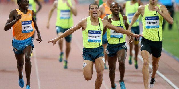Athlétisme: Makhloufi au départ sur 1.500 mètres au Meeting de Rieti