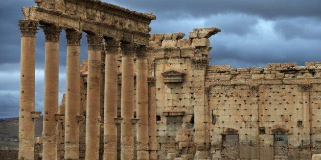 Syrie: L'Etat islamique détruit à l'explosif une partie du temple consacré au dieu