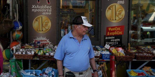 Plan d'aide grec: hausse de la TVA, des cotisations sociales... les Grecs très