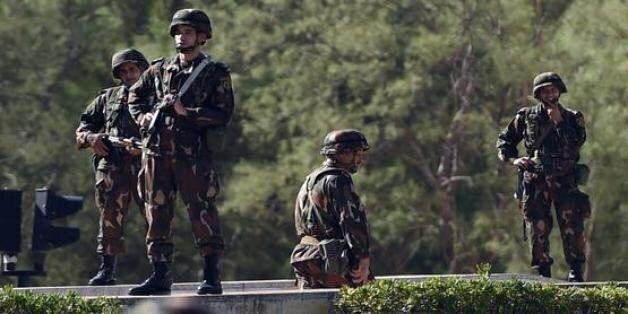 Jijel: un terroriste capturé par un détachement de l'Armée