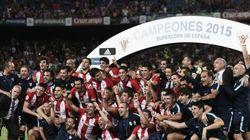 Bilbao prive Barcelone du