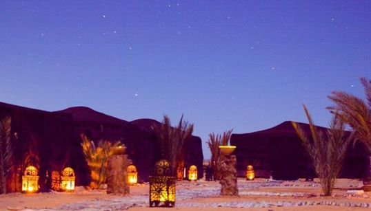 Camping écolo chic: Le Maroc parmi les destinations à ne pas