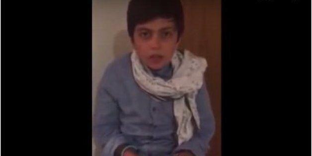 #Moroccolethaiderenter: le garçon syrien de 10 ans qui voulait rejoindre son père au