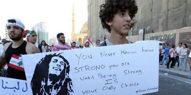 FORT jusqu'au moment où être fort est votre seule