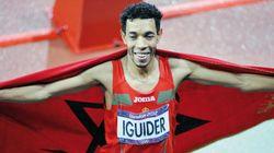 Pékin 2015: le Marocain Abdelaati Iguider revient de Pékin avec une