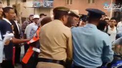 Elections: Les autorités dispersent des manifestations en faveur du boycott des