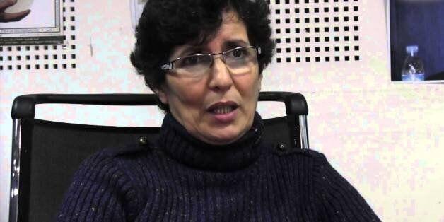Khadija Riyadi a été relâchée après deux