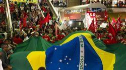 Brésil: manifestations en soutien à Dilma