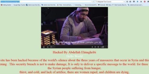 Un hackeur marocain pirate le site d'une ville