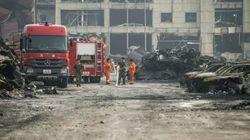 Explosions à Tianjin: inquiétudes sur de possibles rejets de composants