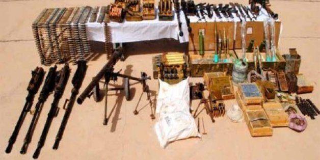 In Guezzam: mise en échec d'une tentative d'introduction d'armes et