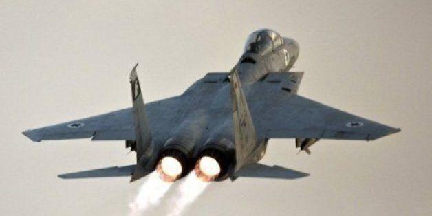Raid aérien de l'occupation israélienne sur une position du Hamas dans la bande de