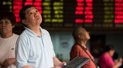 La Bourse de Shanghai dégringole de plus de