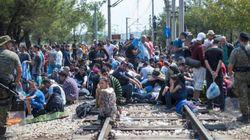 Macédoine: cinq blessés légers dans des incidents entre migrants et