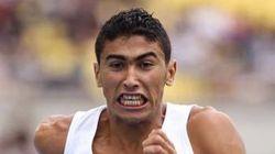 Larbi Bouraada 5e place au décathlon et nouveau record