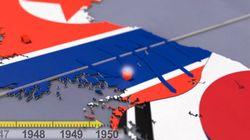 Les 60 ans de conflit en Corée expliqués en une