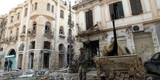 La Libye en lambeaux par un an de combats entre deux gouvernements