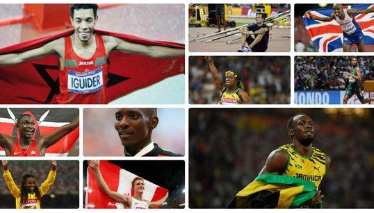 Mondiaux d'athlétisme de Pékin: L'heure du