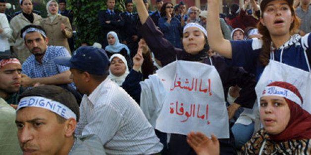 Le chômage dans les pays arabes atteint