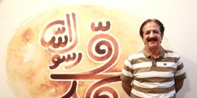 Le réalisateur iranien Majid Majidi à Téhéran le 24 août