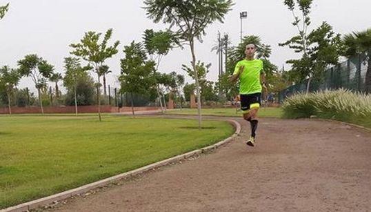 Tarik El Mlih va courir 30 marathons en 30 jours pour lutter contre le