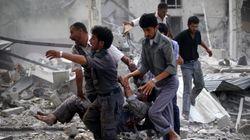 96 morts, surtout des civils, dans des frappes du régime près de