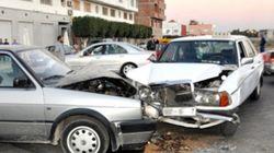 Sécurité routière : plus d'accidents, mais moins de