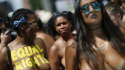 Elles manifestent topless partout dans le monde pour défendre leurs