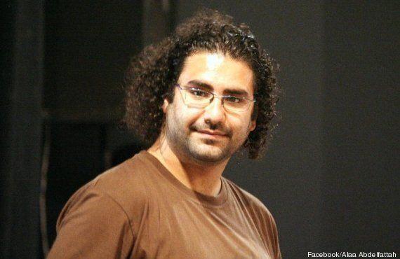 De prison, Alaa Abdel Fattah parle de la révolution et des islamistes: