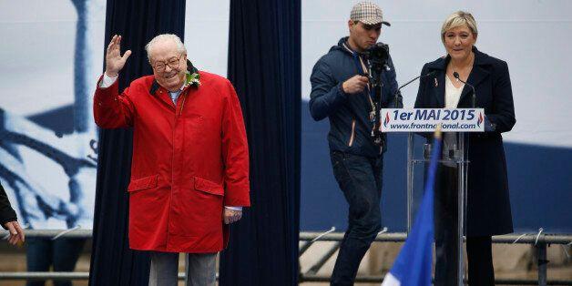 L'exclusion de Jean-Marie Le Pen n'est qu'une étape dans la guerre à mort que lui livre sa
