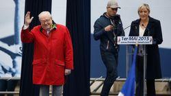 Jean-Marie Le Pen exclu du FN en France: Ce n'est qu'un au
