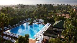 La Mamounia de Marrakech élue meilleur hôtel du monde par un magazine