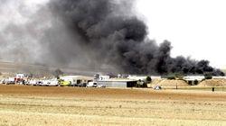 Espagne: cinq morts et six blessés dans l'explosion d'une usine de feux