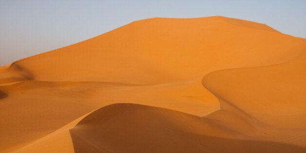Les dunes de sable d'In-Ghar, un site pour les cures et la