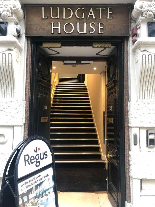 The new address in London's Fleet