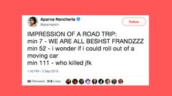 35 Funny Tweets That Sum Up Road