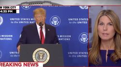 Journalist Cuts Into Trump's Press Conference To Call Him Out On