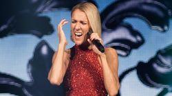 Céline Dion reporte quatre spectacles au Centre