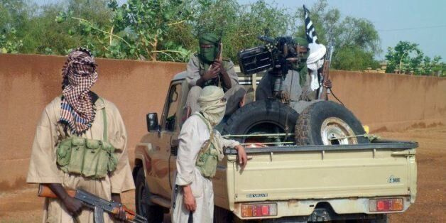 Des djihadistes d'Ansar Eddine à Kidal en 2011